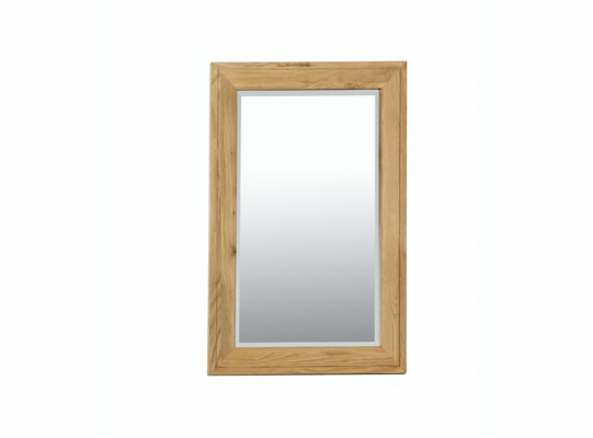 Oxford Oak Wall Mirror