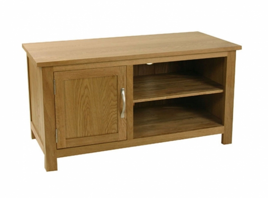 Orlando Oak 1 Door TV Unit