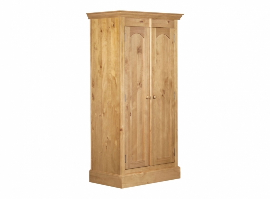 St Ives Small 2Dr Wardrobe