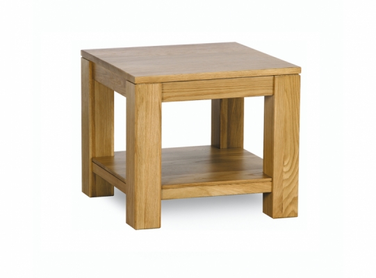 Oxford Oak Lamp Table