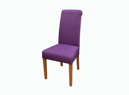 Breeze Fabric Dining Chair