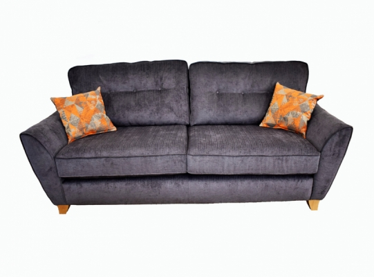 Ashley Sml and Lg Sofa Package
