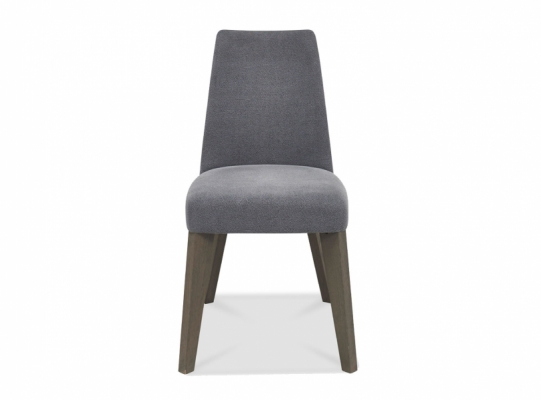 Cadiz Slate Blue Fabric Chair