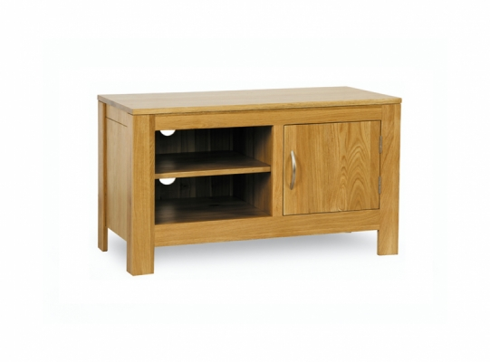 Oxford Oak TV Unit