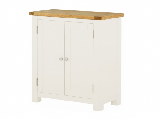 Suffolk White 2 Door Cabinet