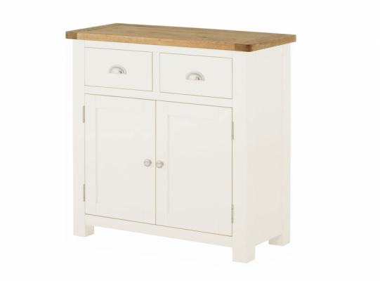 Suffolk White 2 Door Sideboard