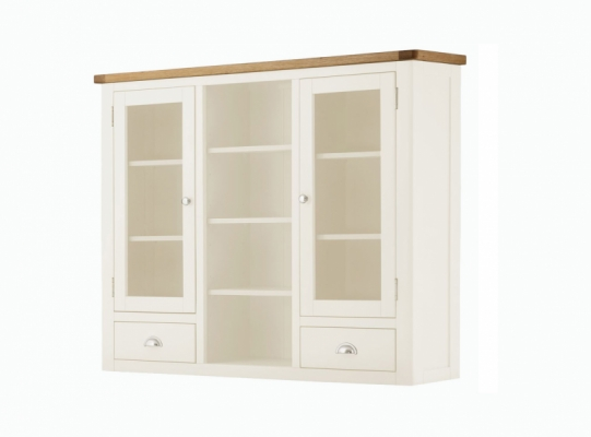 Suffolk White Dresser Top
