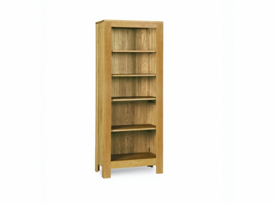 Oxford Oak Tall Bookcase