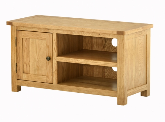 Suffolk Oak TV Cabinet