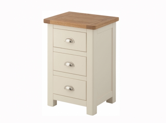 Suffolk Cream Bedside Cabinet