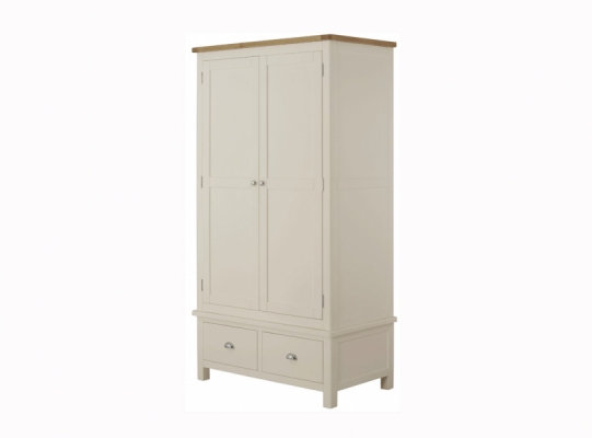 Suffolk Cream Gents Wardrobe
