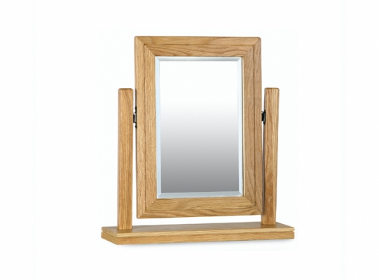 Oxford Oak Swing Mirror