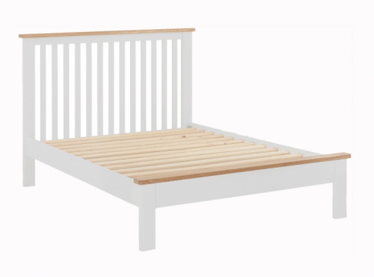 Suffolk White 4ft6in Bedstead