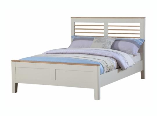 Devon 4ft6in Slat Bed