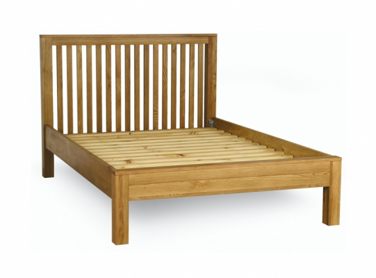 Oxford Oak 4'6 Bed