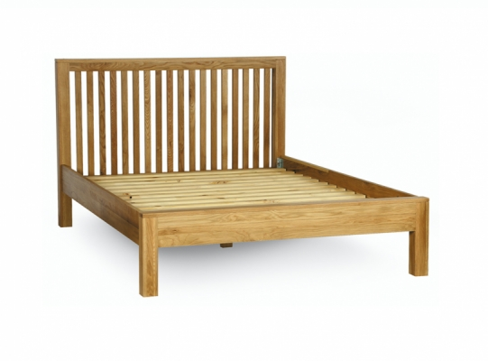 Oxford Oak 5'0 Bed