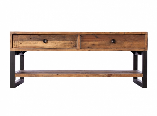 Coast 2 Drawer Coffee Table