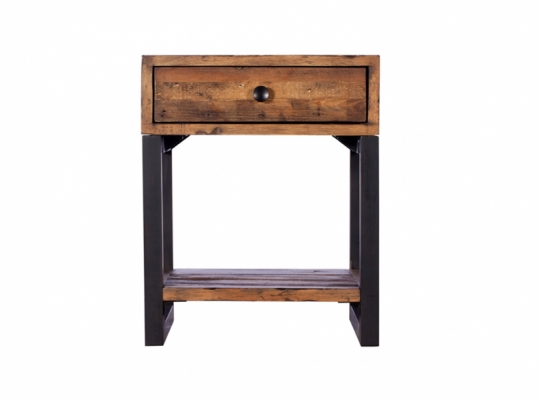 Coast 1 Drawer Lamp Table