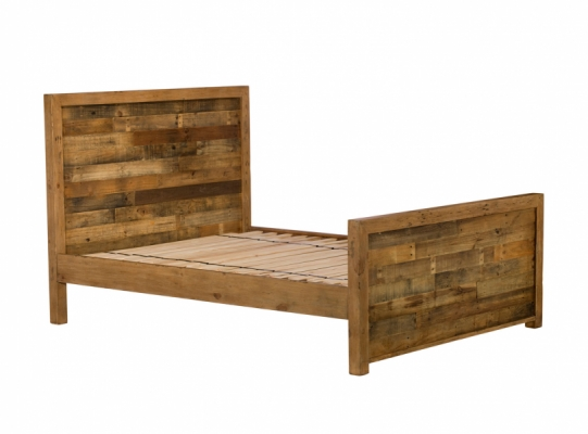 Coast 180cm Bedstead High Foot End