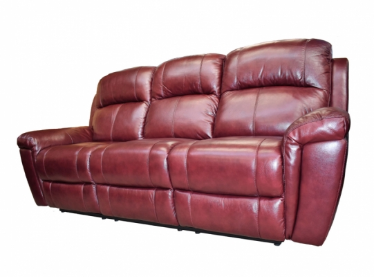 Rosso Recliner Lg Sofa and 2 Chair Package