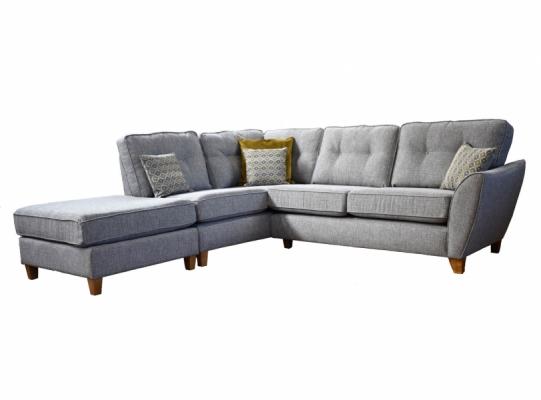 Ashley Corner/Chaise Sofa