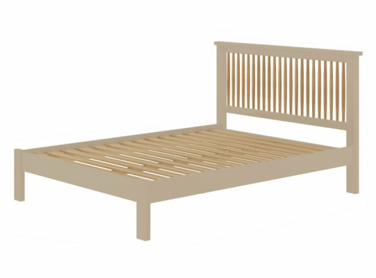Suffolk Pebble 4ft6in Bedstead