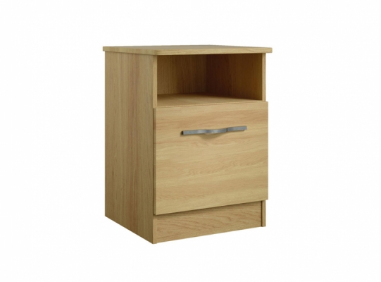 Oskar 1 Door Cupboard and Shelf