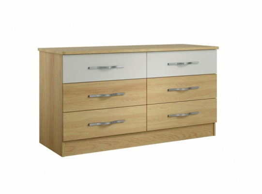 Oskar 6 Drawer Chest