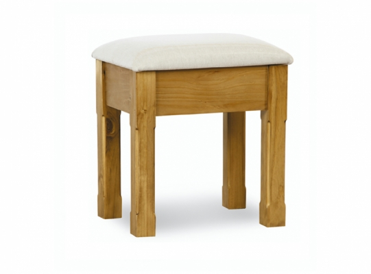 St Ives Pine Dressing Table Stool