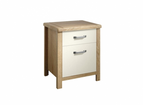 Stratford 1 Door 1 Drawer Bedside