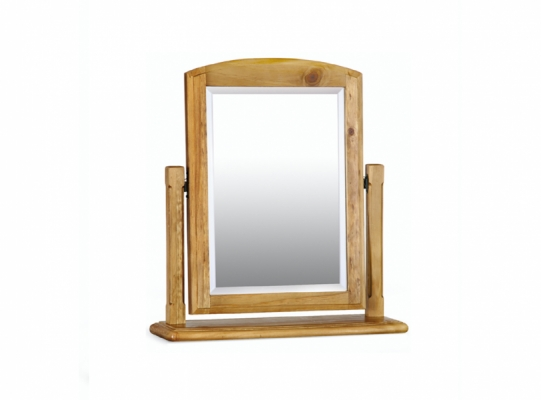 St Ives Pine Swivel Mirror