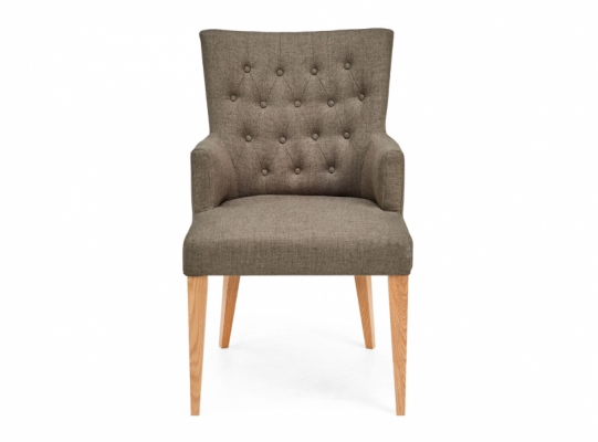 Highgate Fabric Dining Armchair
