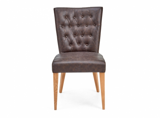 Highgate Bonded Leather Dining Chair