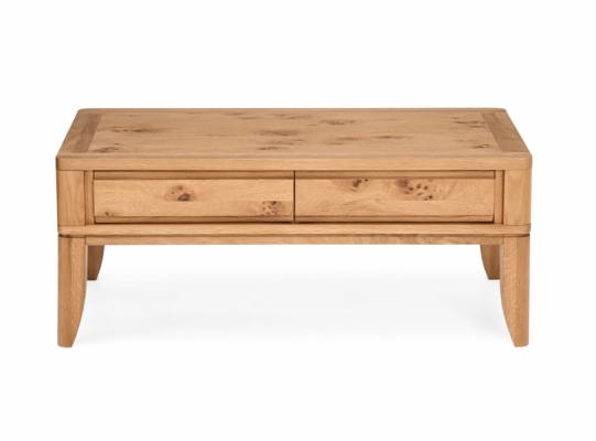 Highgate Coffee Table with Drawers