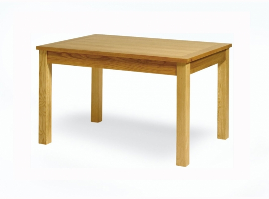 Orlando Oak Ext Dining Table with Drawers
