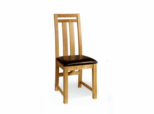 Orlando oak Nevada dining chair