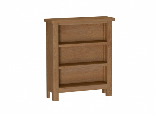 Broughton Small Wide Bookcase