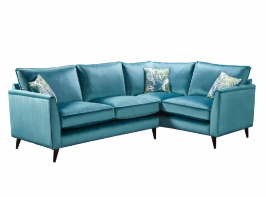 Pasha Small Chaise Corner Sofa