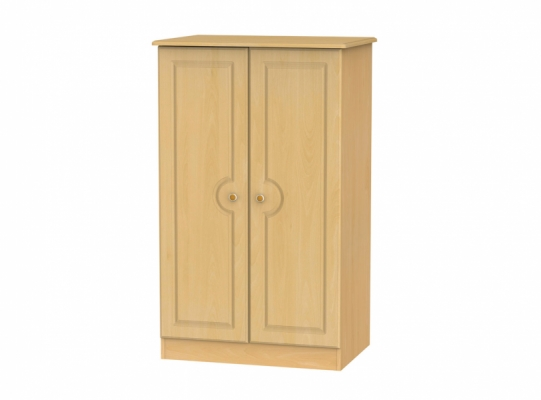 Pembroke 2ft6in Plain Midi Wardrobe