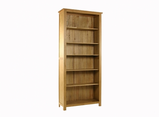 Orlando Oak Tall Bookcase