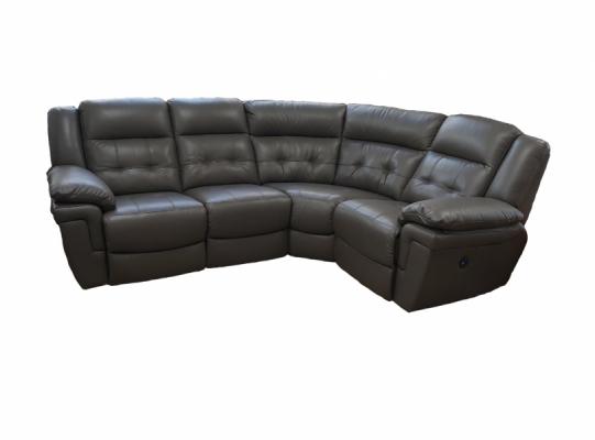 Augustine Corner Recliner Sofa