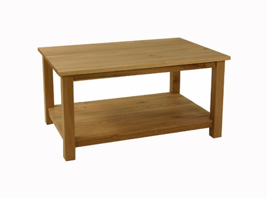 Orlando Oak Coffee Table
