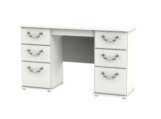 Conway Kneehole Dressing Table