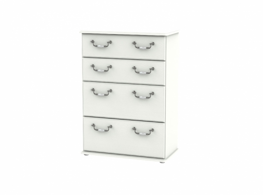 Conway 4 Drawer Deep Chest