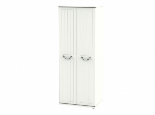 Conway Tall 2ft6in Double Hanging Wardrobe