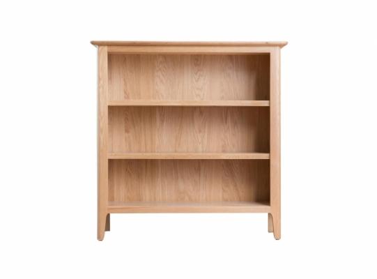 Newbury Small Wide Bookcase