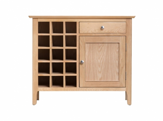 Newbury Wine Cabinet