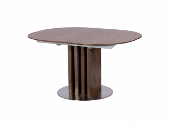 Porto Walnut Ext. Dining Table