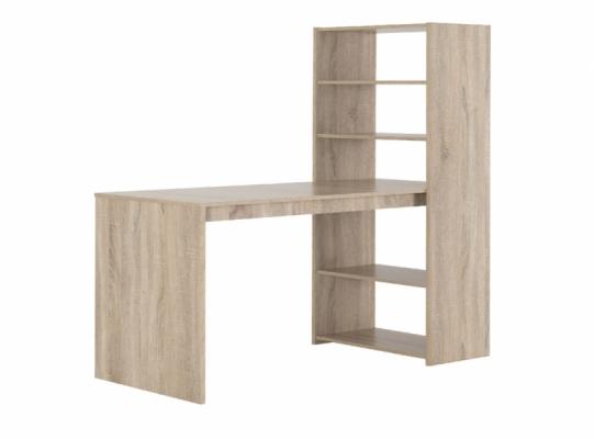 Harrow Desk & Bookcase
