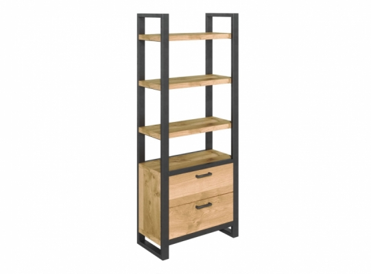 Franklin Bookcase with Drawers